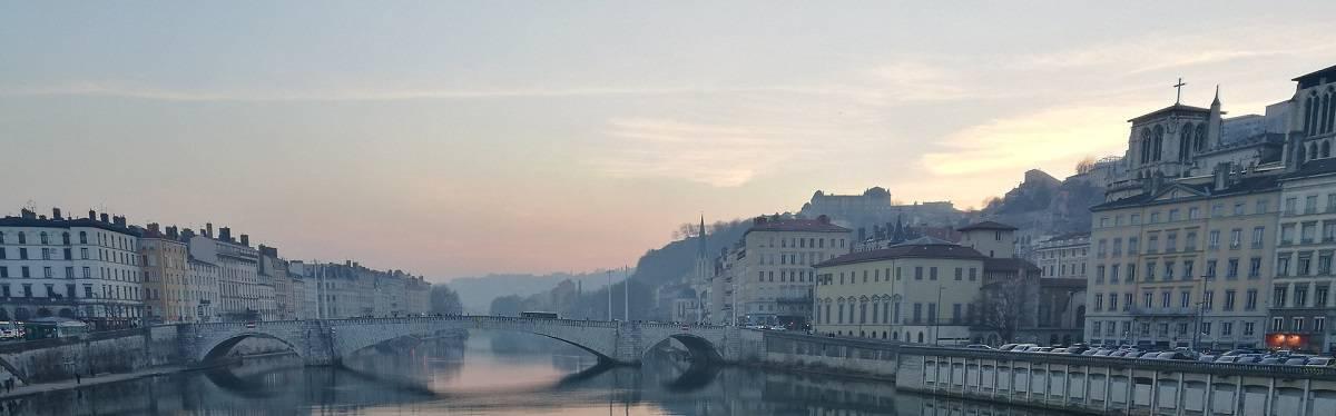 Lyon - The food capital of France.
