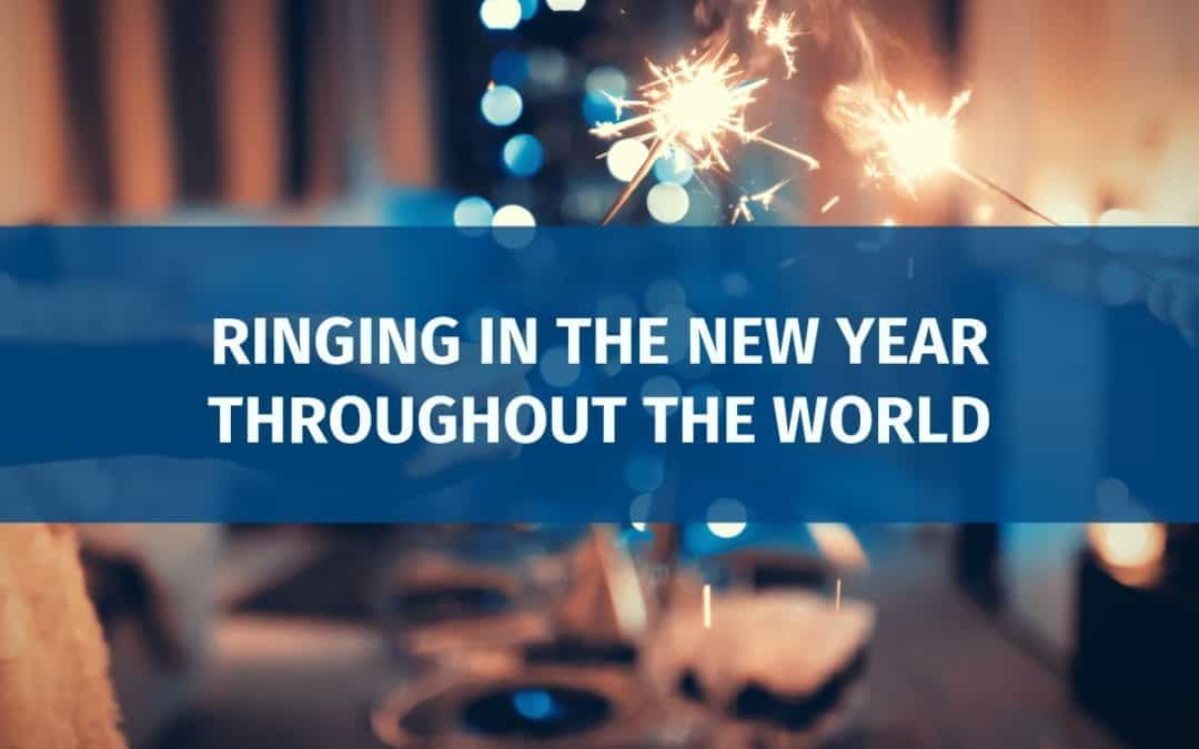 Ringing in the New Year Throughout the World