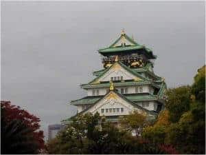 Photo of Osaka Castle by Renee & Ken Kelch