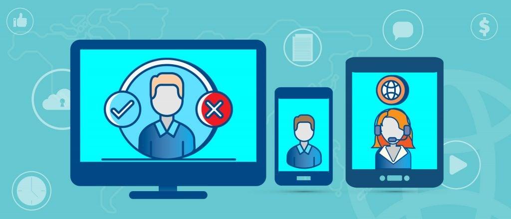 Mobile videoconference deposition