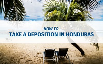 How To Take A Deposition in Honduras
