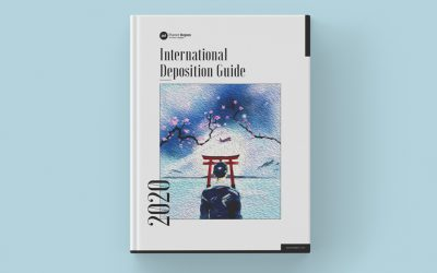 The 2020 International Deposition Guide Is Now Available