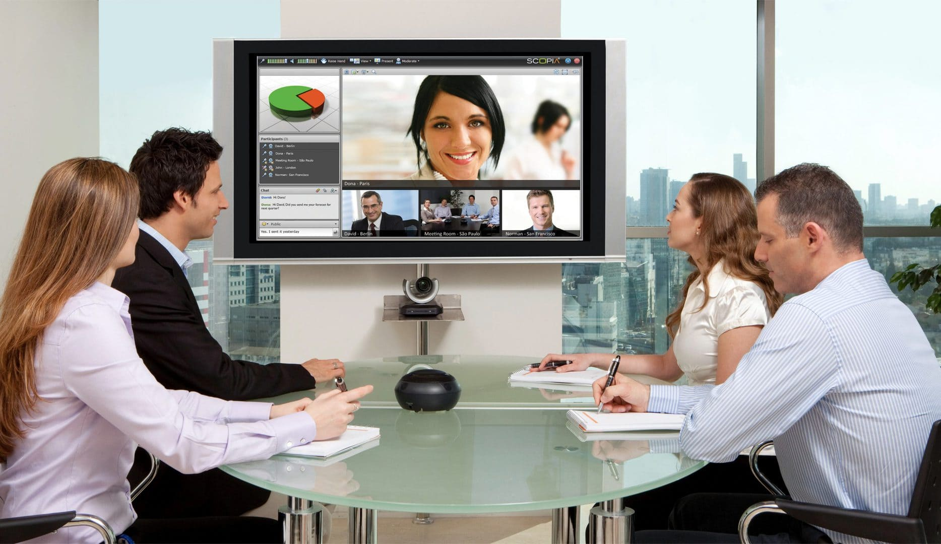 Depositions by videoconference