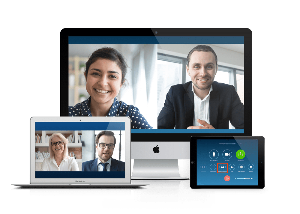 Remote depositions on any device