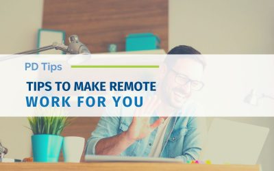 Tips To Make Remote Work For You