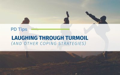 Laughing Through Turmoil (And Other Coping Strategies)