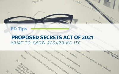 Proposed SECRETS Act of 2021: What To Know